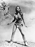 One Million Years B.C., Raquel Welch, 1966 Fotografia