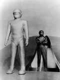 The Day the Earth Stood Still, Gort, Michael Rennie, 1951 Photo
