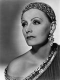 Mata Hari, Greta Garbo, Portrait by Clarence Sinclair Bull, 1931 Foto