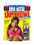 Supervixens, Shari Eubank, 1975 Giclee-trykk