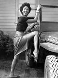 Carmen Jones, Dorothy Dandridge, 1954 Photo