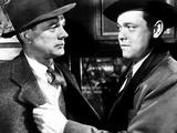 The Third Man, Joseph Cotten, Orson Welles, 1949 Photo