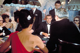 Dr. No, Eunice Gayson (Red Dress), Sean Connery, 1962 Photo