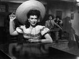 My Darling Clementine, Linda Darnell, 1946 写真