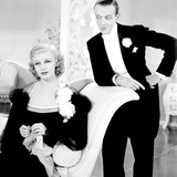 Top Hat, Ginger Rogers, Fred Astaire, 1935 Photo