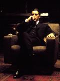 Le Parrain : partie II, Al Pacino, 1974 Photographie