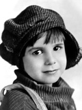 The Kid, Jackie Coogan, 1921 Photo