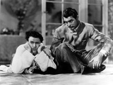 The Philadelphia Story, James Stewart, Cary Grant, 1940 Photo