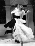 Top Hat, Fred Astaire, Ginger Rogers, 1935 Photographie