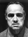 The Godfather, Marlon Brando, 1972 Foto