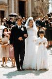 The Godfather, Al Pacino, Simonetta Stefanelli, 1972 写真
