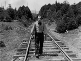 The General, Buster Keaton, 1926 Fotografía