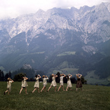 The Sound of Music, 1965 Foto