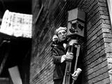 The Cameraman, Buster Keaton, 1928 Foto