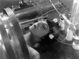 Metropolis, Brigitte Helm, 1927 Foto