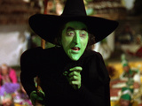 The Wizard of Oz, Margaret Hamilton, 1939 写真