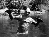 Creature from the Black Lagoon, 1954 Fotografia