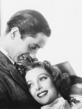 Love Is News, from Left: Tyrone Power, Loretta Young, 1937 Foto