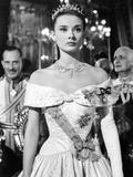 Roman Holiday, Audrey Hepburn, 1953 Fotografia