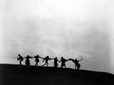 The Seventh Seal, 1957 Foto