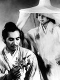 Rashomon, Masayuki Mori, Machiko Kyo, 1950 Foto