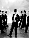 Top Hat, Fred Astaire, 1935 Photo