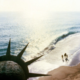 Planet of the Apes, 1968, Statue of Liberty Foto