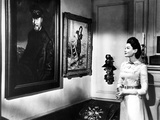 The Ghost and Mrs. Muir, L-R: Rex Harrison, Gene Tierney, 1947 Foto