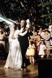 The Godfather, Talia Shire, Marlon Brando, 1972 Foto