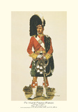 The Argyll & Sutherland Highlanders Stampa giclée premium di A.E. Haswell Miller