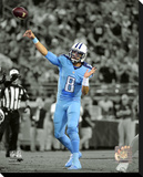 Tennessee Titans - Marcus Mariota Stretched Canvas Print