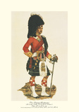 Gli Highlander di Seaforth Stampa giclée premium di A.E. Haswell Miller
