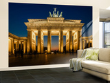 Brandenburg Gate Non-Woven Vlies Wallpaper Mural Wandgemälde