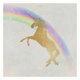 Follow the Rainbow 2 Plakat af Kimberly Allen
