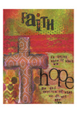 Faith And Hope for Láminas por Cherie Burbach