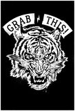 Grab This Patch (Black) Láminas