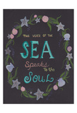 Sea Soul Posters by Pam Varacek