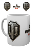 World Of Tanks - Logo Mug Tazza