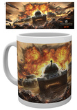 World Of Tanks - Roll Out Mug Tazza