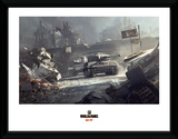 World Of Tanks - German Tank Stampa del collezionista