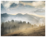 Amazing Mountain Landscape Ii. Posters
