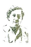 Pablo Escobar Kunst von Cristian Mielu