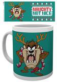 Looney Tunes - Taz Christmas Mug Muki