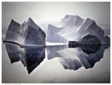 Iceberg Reflections Arte