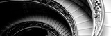 Spiral Staircase, Vatican Museum, Rome, Italy Photographic Print