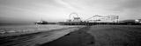 Santa Monica Pier, California, USA Fotografisk tryk af Panoramic Images,