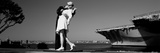 The Kiss Between a Sailor and a Nurse Sculpture, Unconditional Surrender Photographic Print by  Panoramic Images