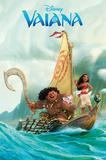 Disney: Vaiana- Open Water Adventure Plakater