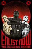 Star Wars: Rogue One- Enlist Now For The Empire Kunstdrucke