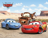Disney: Cars- Best Friends Kunstdrucke